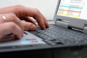 笔记本电脑电子表格