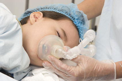 Providing care for an unconscious patient: a child who does