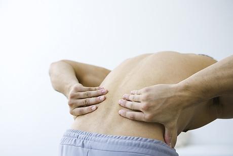 Back pain | NHS Choices | Nursing Times