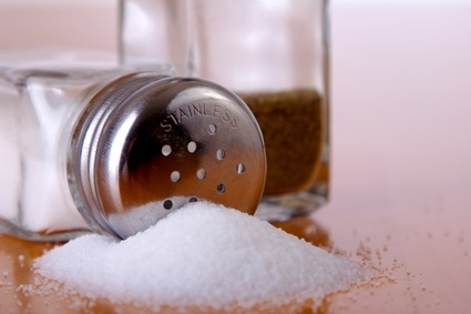Link found between high salt consumption and ageing