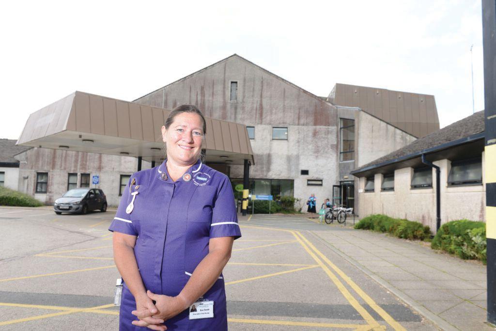 大学医院莫西克贝湾NHS基金会信托