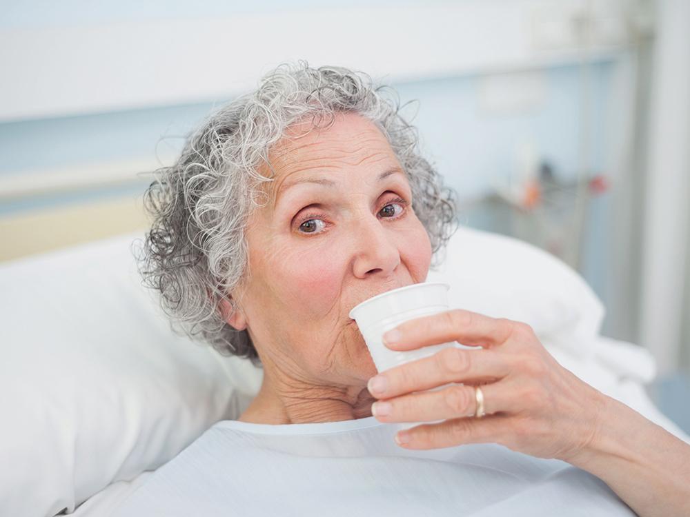 Managing constipation in older people in hospital