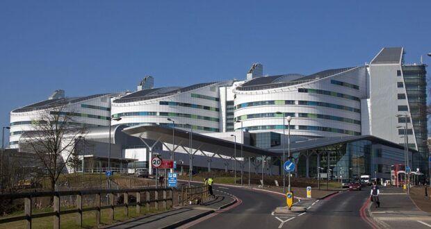 Birmingham hospital trusts in one of biggest NHS mergers