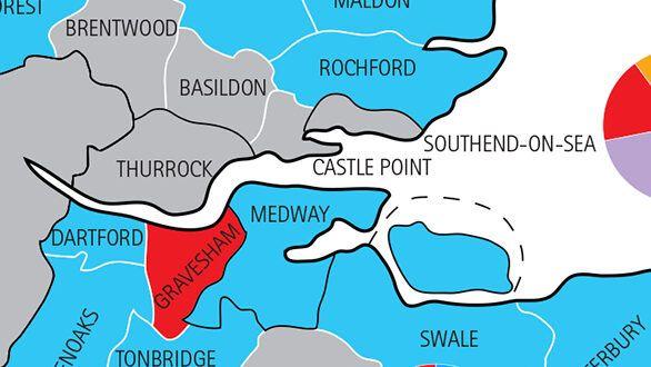 south essex map