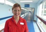 Diane Sarkar,首席护理官,埃塞克斯中午,Southend和Basildon Hospitals