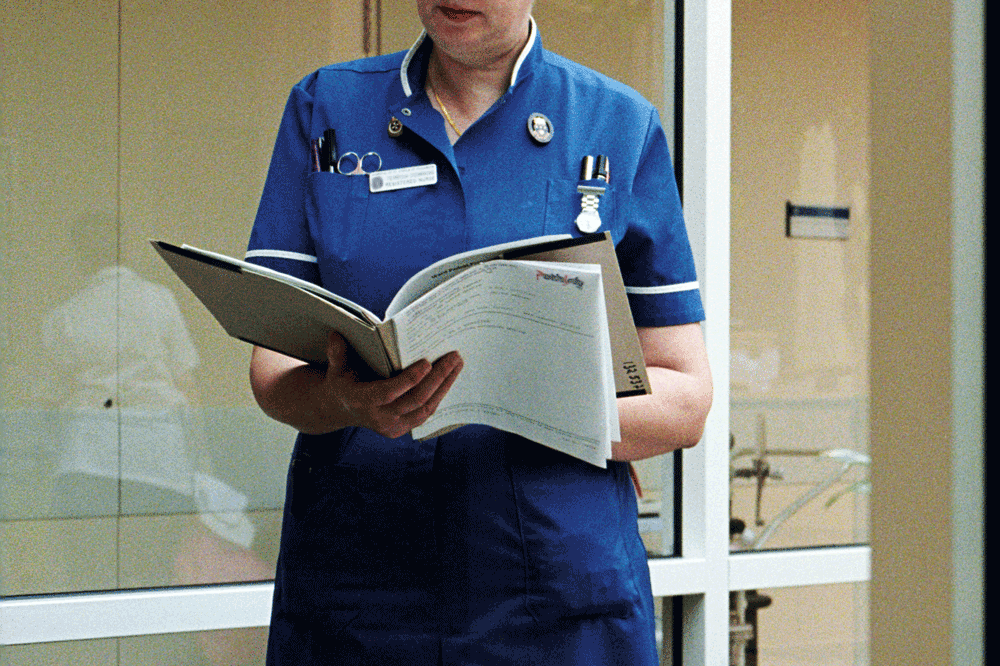 指数注册护士alamy a515 p6