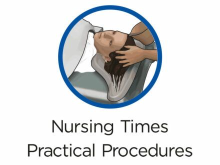 Procedure For Washing Patients Hair In Bed Nursing Times