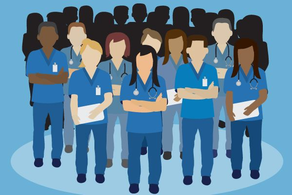 Government's 50,000 more nurses target 'insufficient for growing demand'