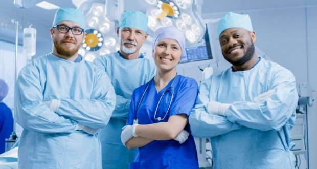 Theatre Nurses Asked To Share Work Challenges In Safe -9626